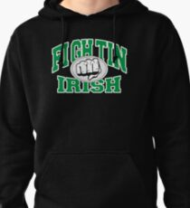 Fighting Irish Pullover Hoodie