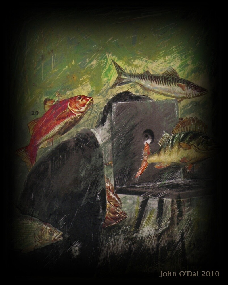 YOUNG BUDDHA by John O'Dal