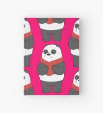 Panda Hardcover Journal