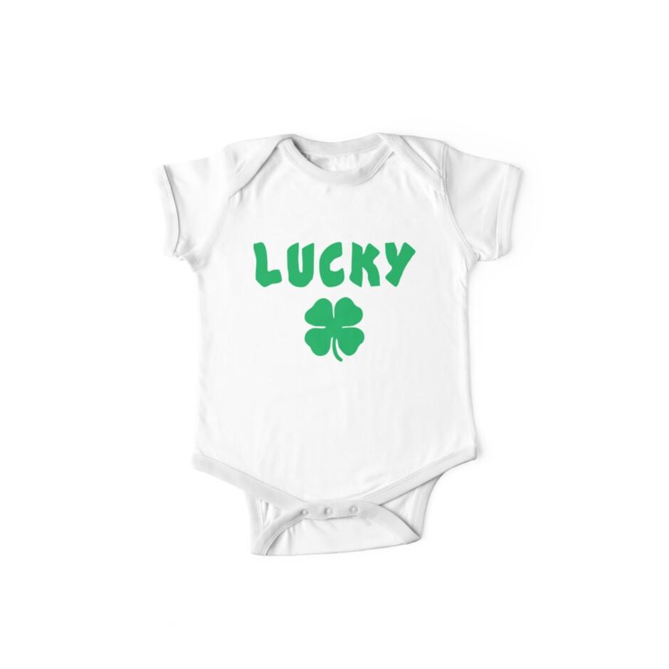 Luck Of The Irish von HolidayT-Shirts