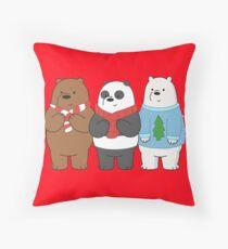 We Bare Bears Floor Pillow