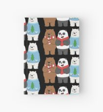 We Bare Bears Hardcover Journal
