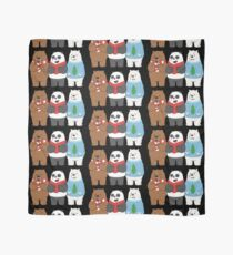 We Bare Bears Scarf