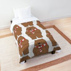 Grizzly Comforter
