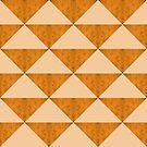 Cement Dark cheddar Triangles by by-jwp