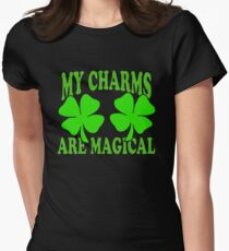 St. Patrick's Day Women's Fitted T-Shirt
