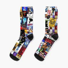 Musicals Collage IV  Socks