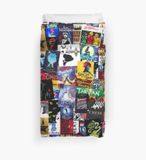Musicals Collage IV  Duvet Cover