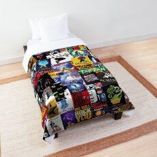 Musicals Collage IV  Comforter