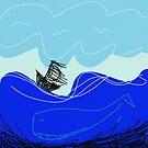 Wild Sea by rimadi