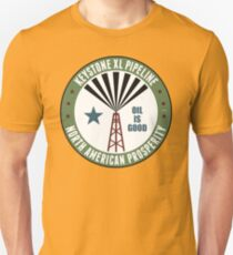 Keystone XL Pipeline T-Shirt