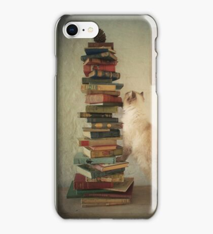 Curious iPhone Case/Skin