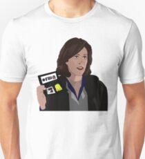 Agent Monica reyes FBI Unisex T-Shirt