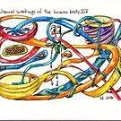 Internal workings of the human body XIV by TrueInsightsNZ
