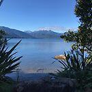 Lake Kaniere, Westland, New Zealand by TrueInsightsNZ
