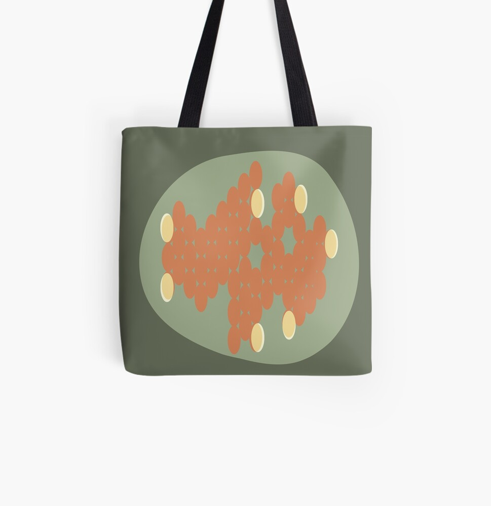 Fly All Over Print Tote Bag