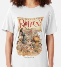 Something Rotten musical Slim Fit T-Shirt