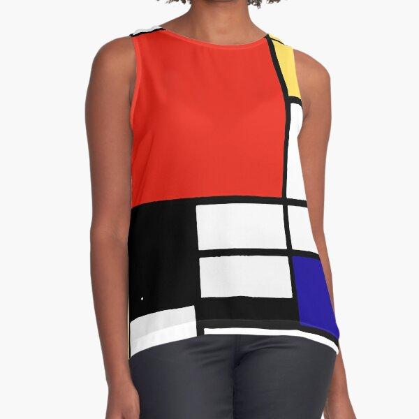 Mondrian  Sleeveless Top