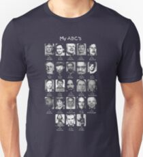 Serial Killer ABC's T-Shirt