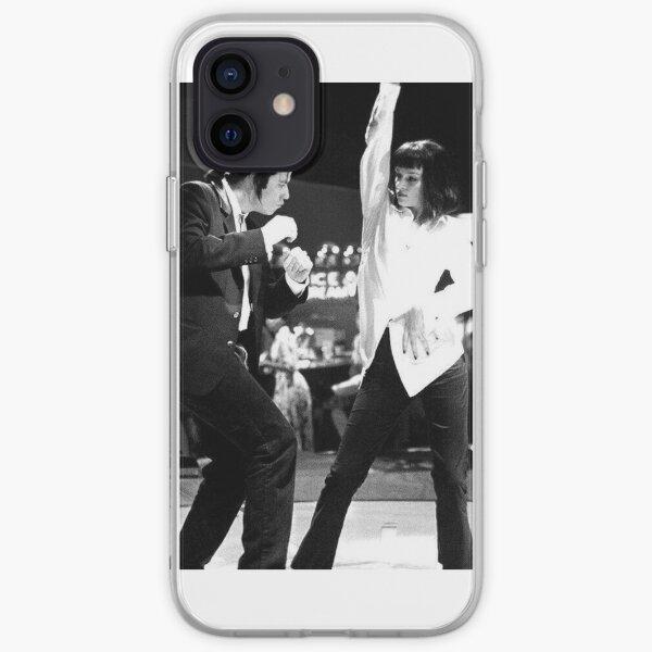 PULP FICTION DANCE iPhone Soft Case
