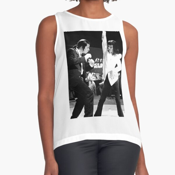 PULP FICTION DANCE Sleeveless Top