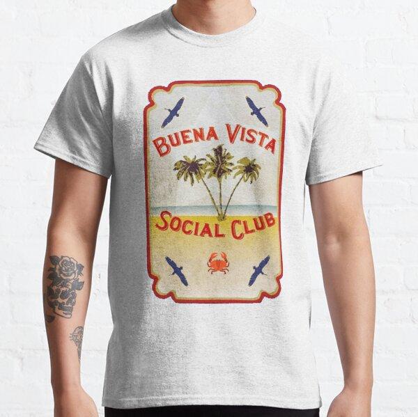 Buena Vista Social Club Beach Classic T-Shirt