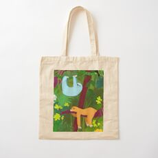 The nap time 2 Cotton Tote Bag