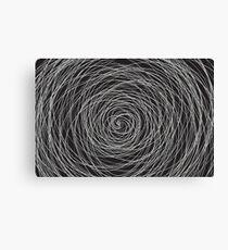 Vector Storm Canvas Print