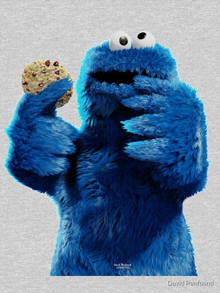 Monster Cookie! by DavidPenfound