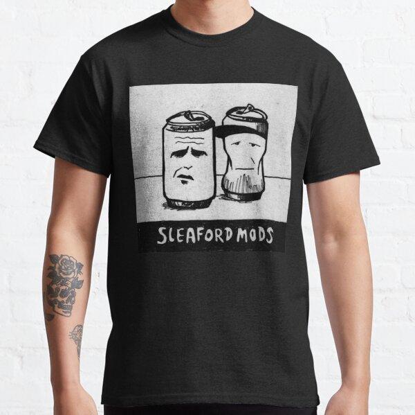 Sleaford Mods-Logo Classic T-Shirt