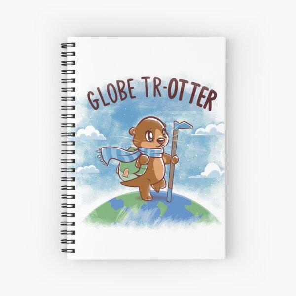 Globe TrOTTER Spiral Notebook