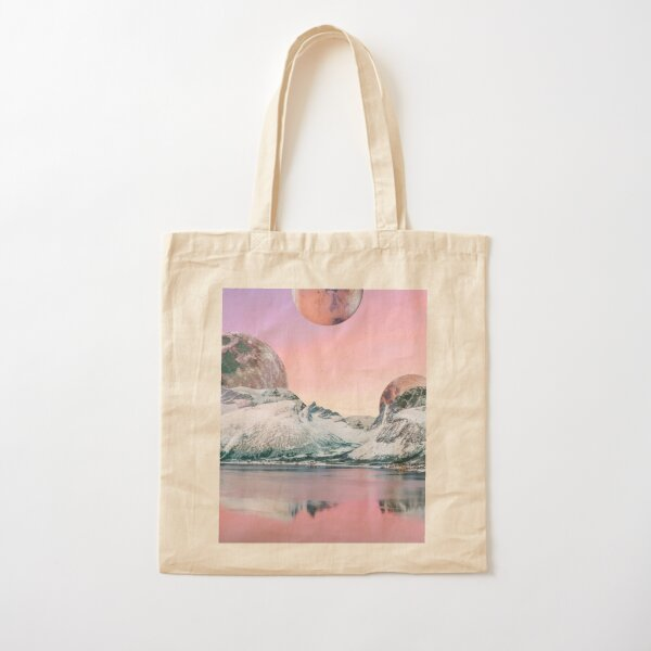 As Above So Below Cotton Tote Bag