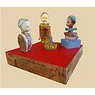 sweet talk, 2010 by Thelma Van Rensburg