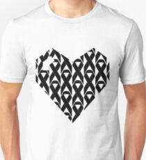 Breast Cancer Love n Support T-Shirt