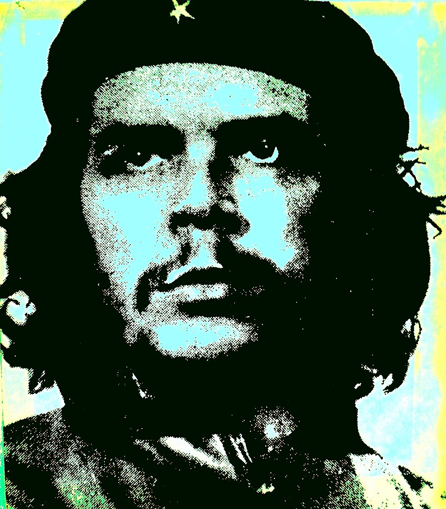 "Che ""Sexy Mother F**ker"" Guevara  by MoonlightLover"
