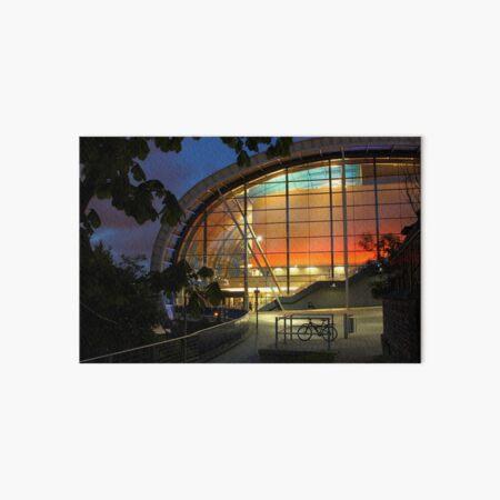 The Sage Centre, Newcastle-Gateshead, Tyne and Wear Art Board Print