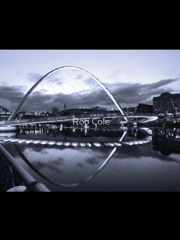 Gateshead Millennium Bridge, Tyne and Wear by robcole