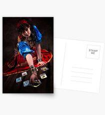 Gipsy Tarot Magic Postcards