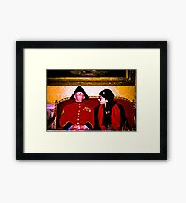 Boring me?: On Featured: Speaking Photos(Storytelling) Group Framed Print