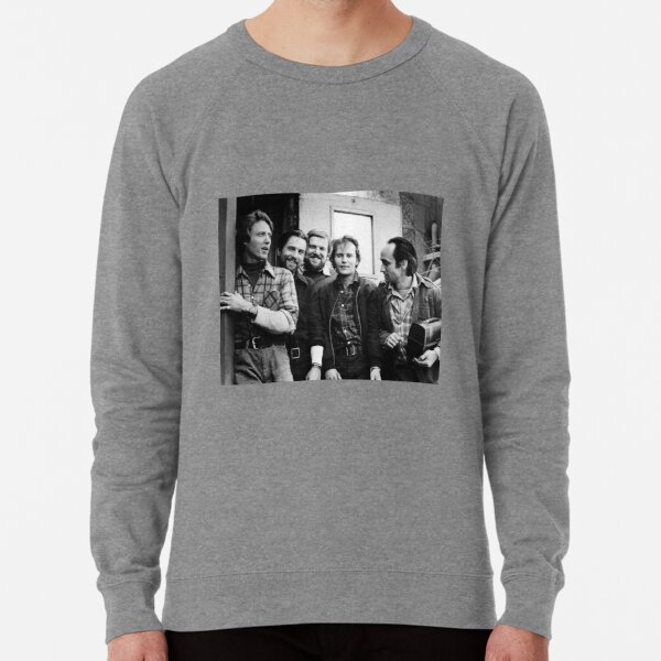 the deer hunter michael cimino Lightweight Sweatshirt