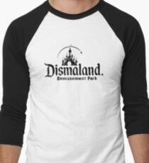 Dismaland  Men's Baseball ¾ T-Shirt