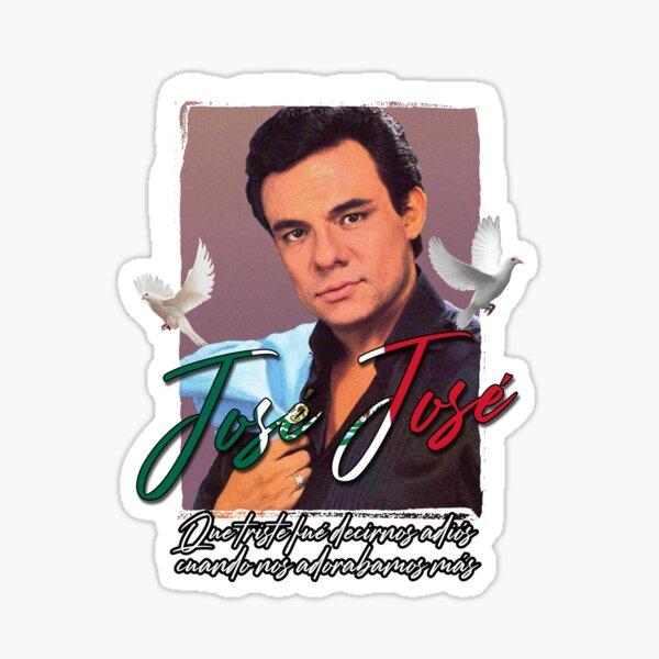 José José, El Príncipe de la Canción Pegatina