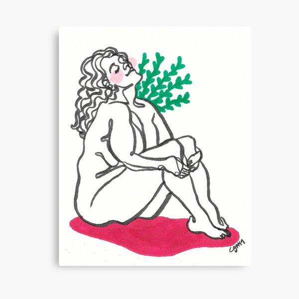 Body Kind Canvas Print