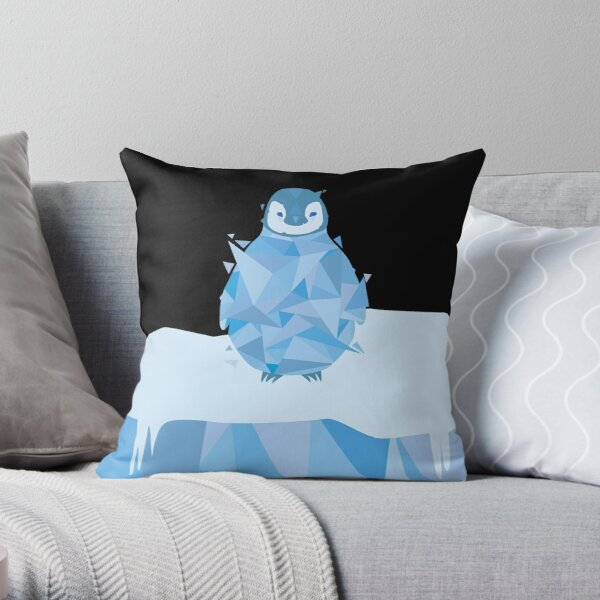 Baby Penguin Coussin