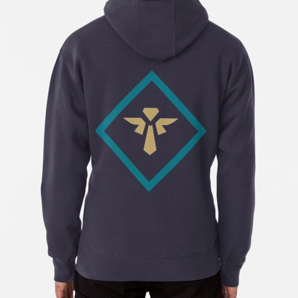 Support Position League of Legends Pullover Hoodie