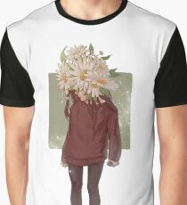 care and the daisies Graphic T-Shirt