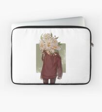care and the daisies Laptop Sleeve