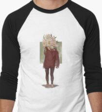 care and the daisies Baseball ¾ Sleeve T-Shirt