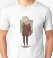 care and the daisies Slim Fit T-Shirt