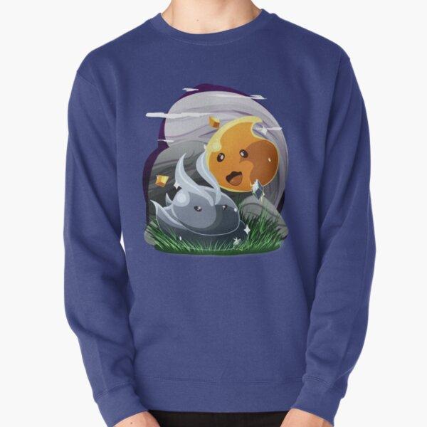 Metallic Duo   Slime Rancher Pullover Sweatshirt
